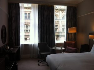 Hilton Carlton Edinburgh Kings Room
