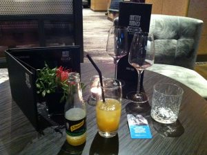 Hilton Edinburgh Carlton Lounge