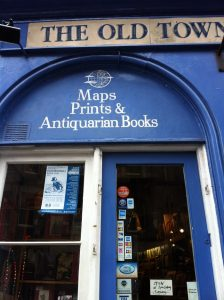 Maps, Prints & Antiquarian Books Edinburgh