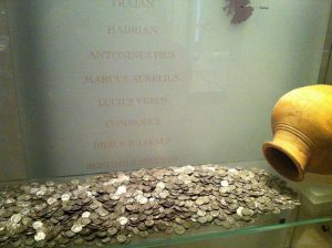Roman Silver Coins found in Scotland