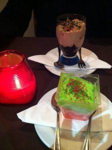 Shah Jehan Restaurant dessert