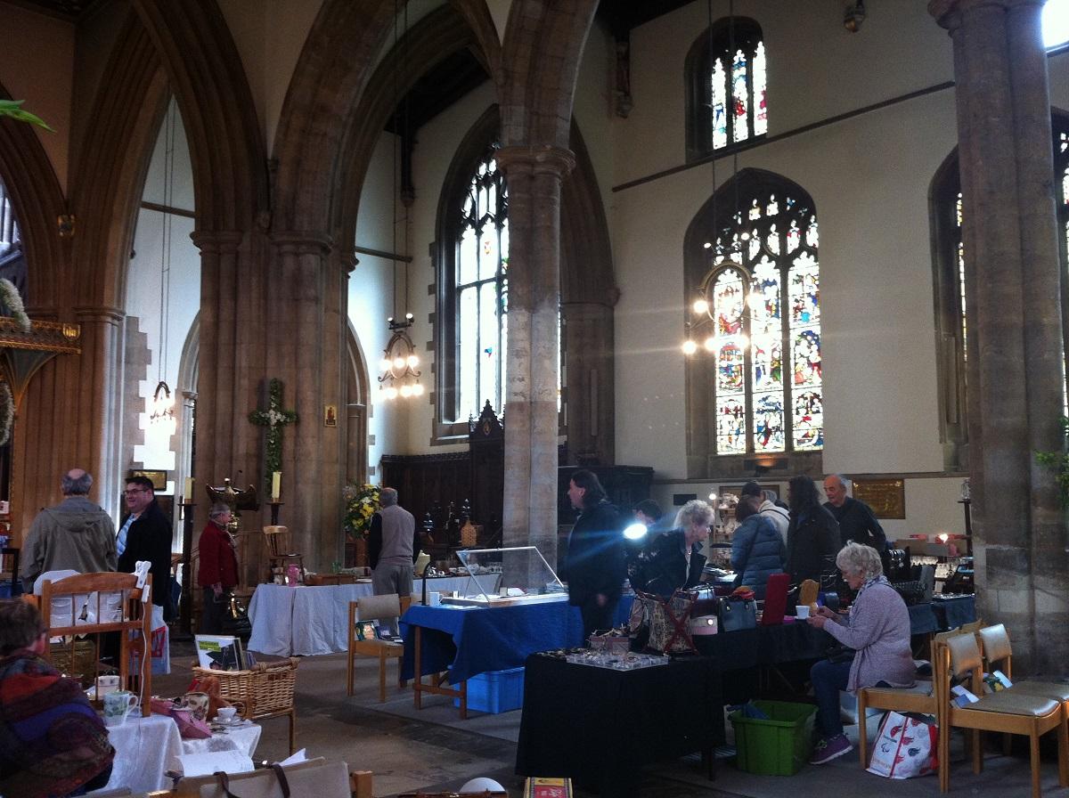 Bedfordshire's Antiques & Collectors Fair St Pauls