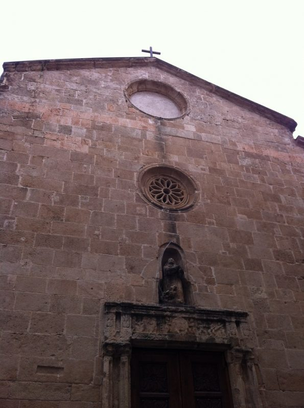 Church in Alghero