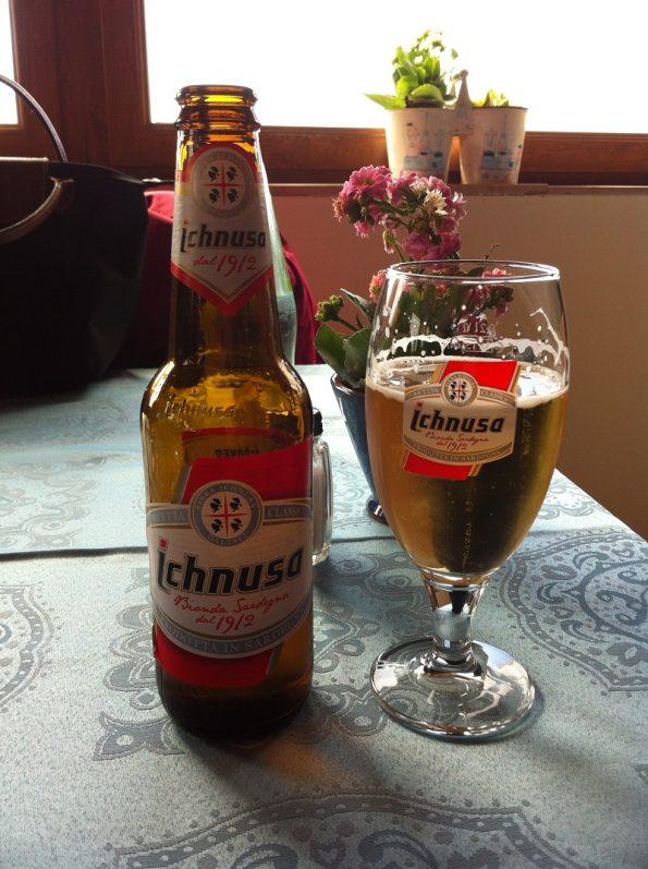 Inchnusa Sardinian beer