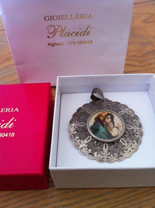 Vintage silver from Alghero