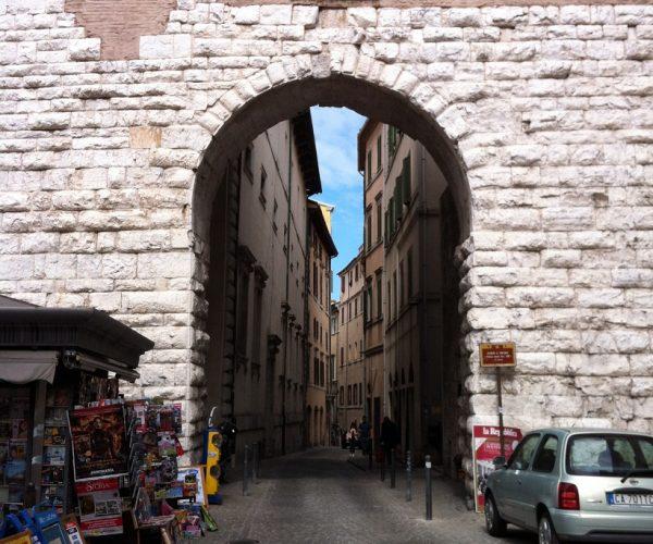 Beautiful Arch in Ancona