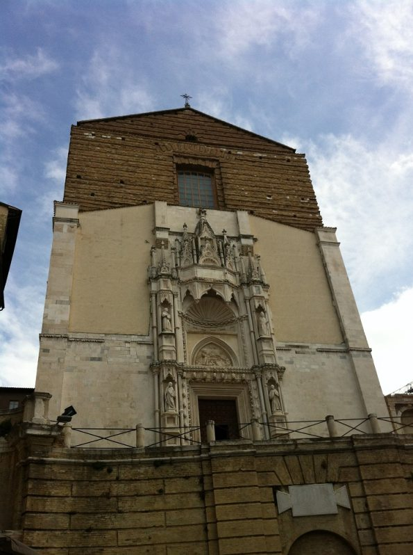 Church in Ancona