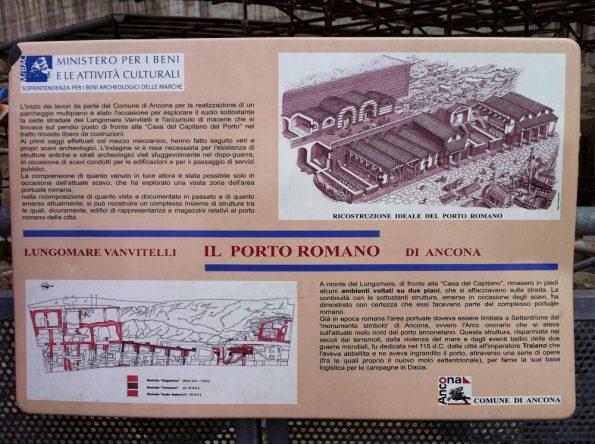 Il Porto Romano di Ancona