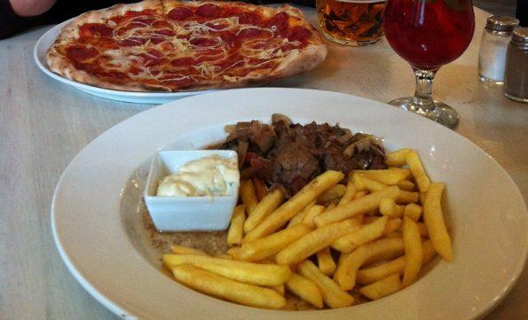 Lunch in Prague