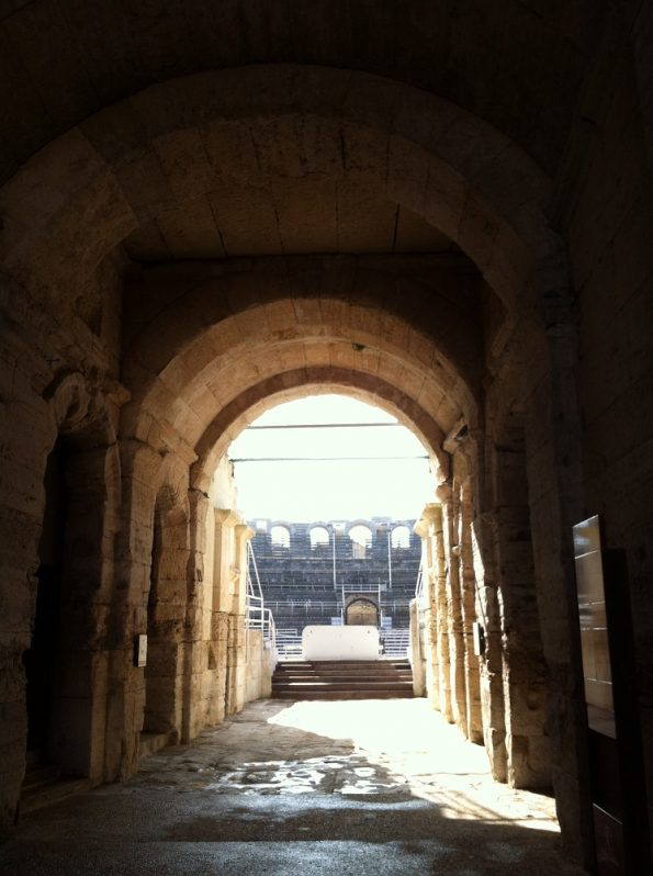 Arles Arch Amphitheater