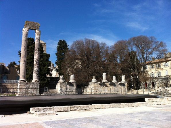 Arles Roman Theater