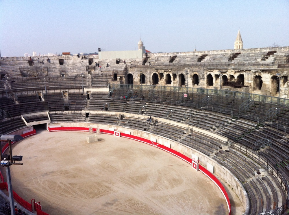 atria nimes theatre