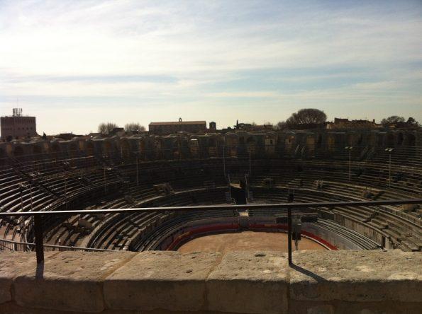Roman Amphitheatre in Arles