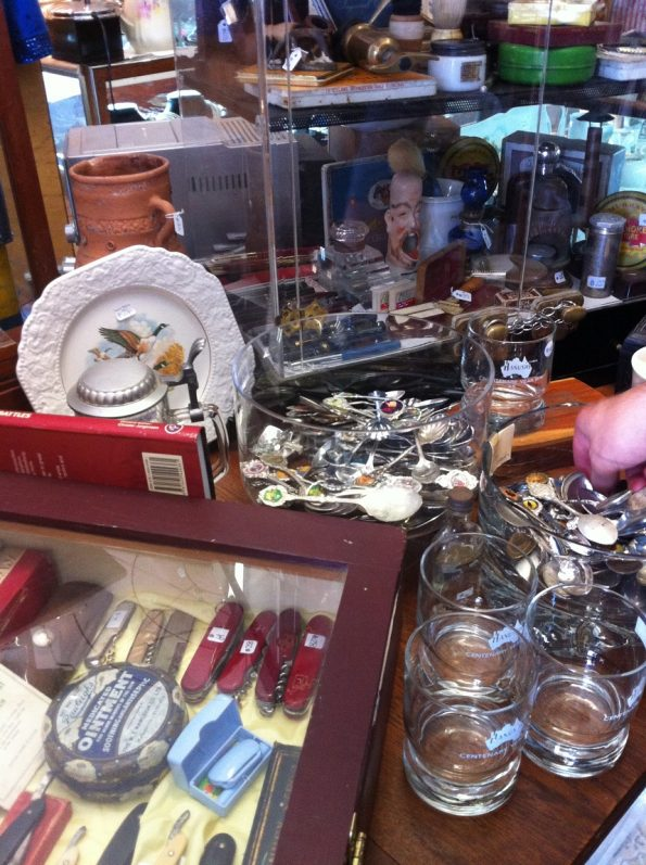 Antiques etc in Mareeba
