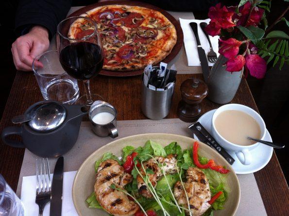 Eastbank Sydney Italian Restaurant