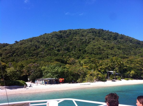Ferry to Fitzroy Island by Raging Thunder