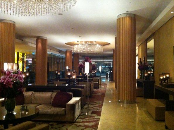 Sofitel Sydney Lobby