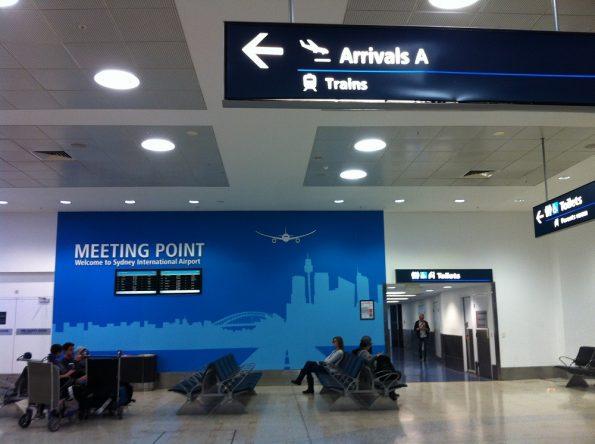 Sydney Kingsford Smith Airport