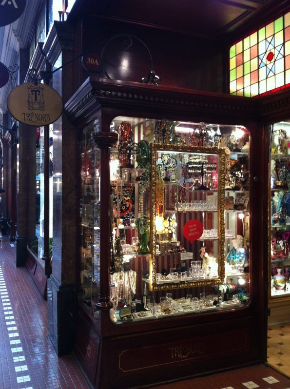 Tresors Antique Shop Sydney