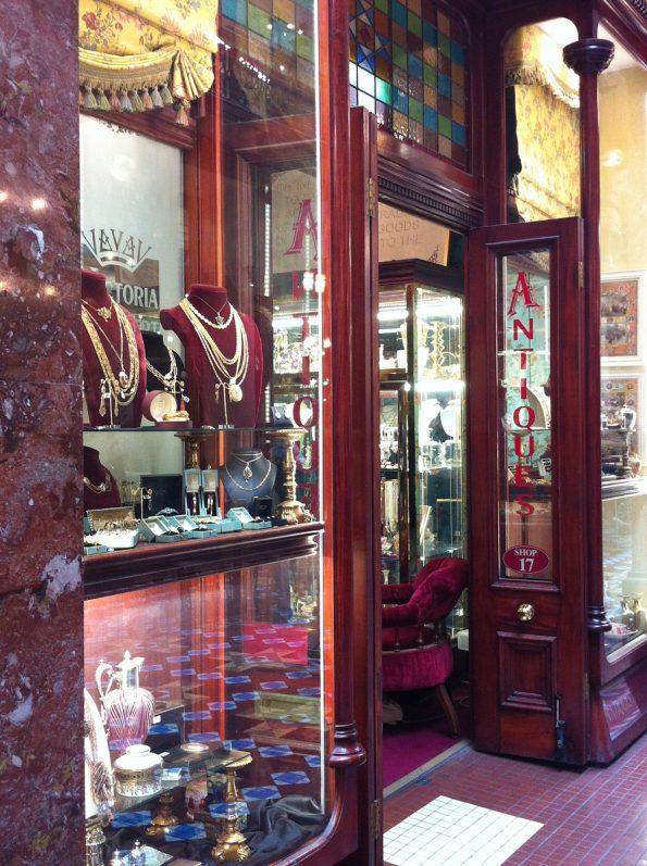 Victoria & Albert Antiques