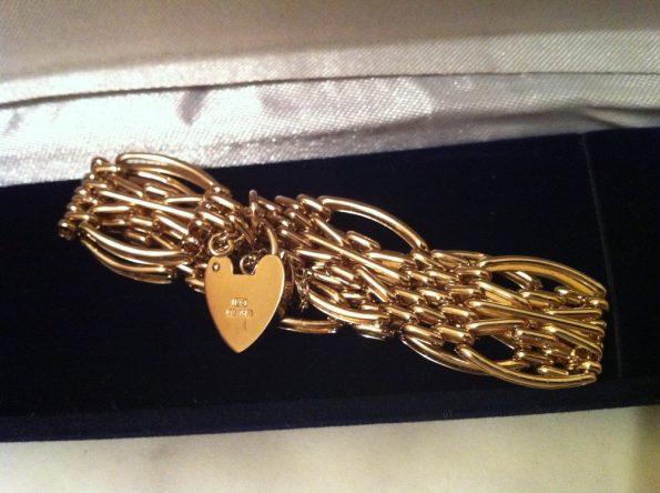9ct Bracelet Gold