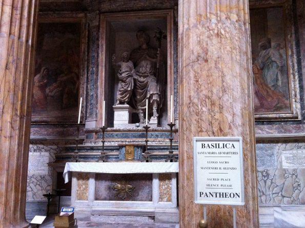 Basilica Santa Maria ad Martyres