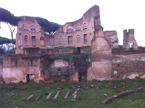 Imperial Palaces at the Palatine Hill