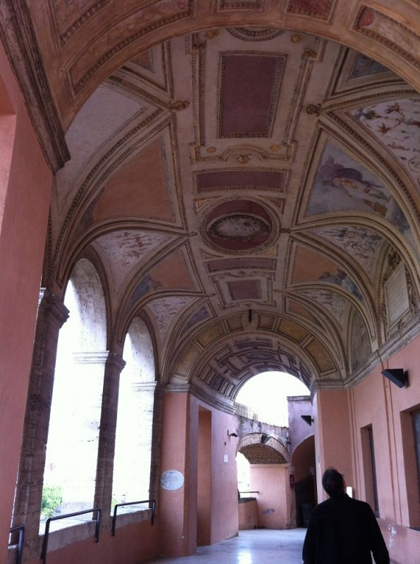 Into the Apartment of Pope III
