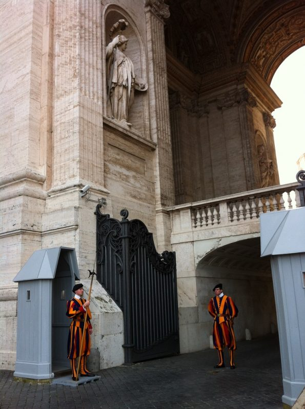 Swiss Guards of Vatican