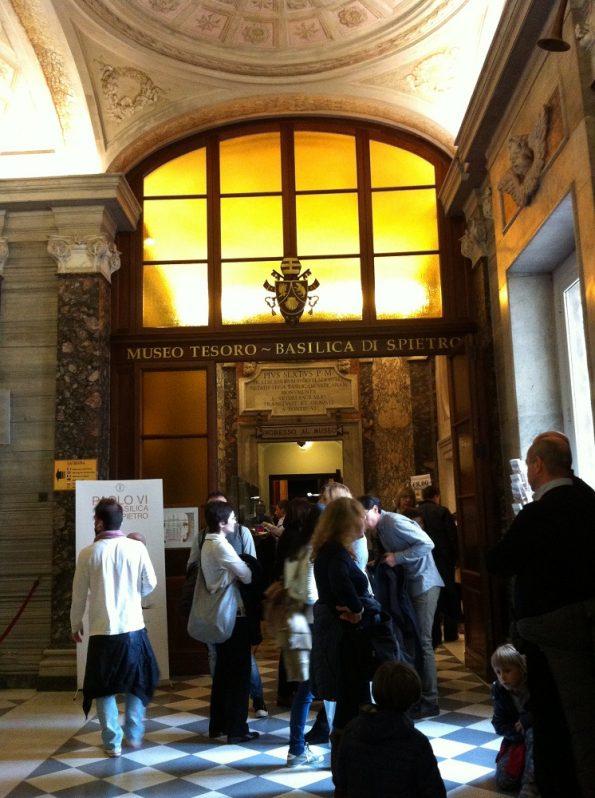 museo tesoro vatican