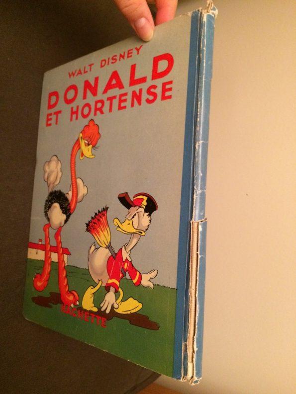 The binding of Donald et Hortense