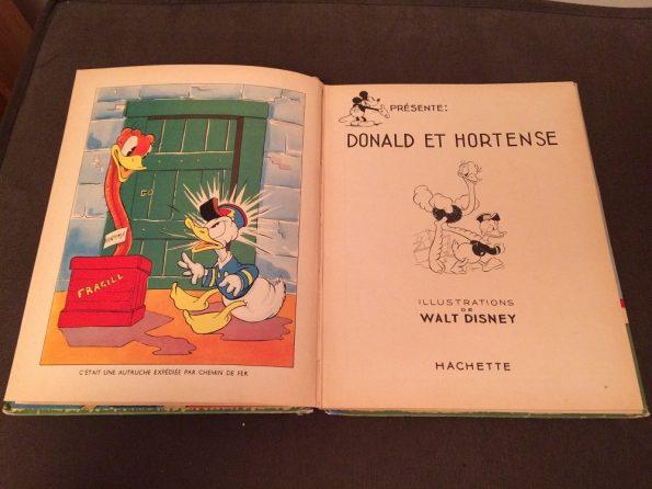 Illustrations de Walt Disney
