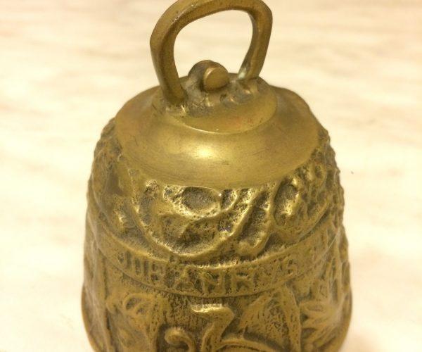 German antique bell