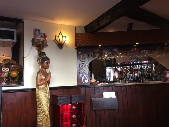 Thai Rack Restaurant at St Albans