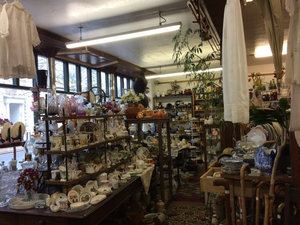 Ashbourne House antiques