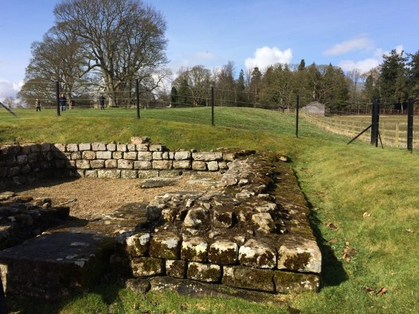 Chesters Roman Fort Northumberland