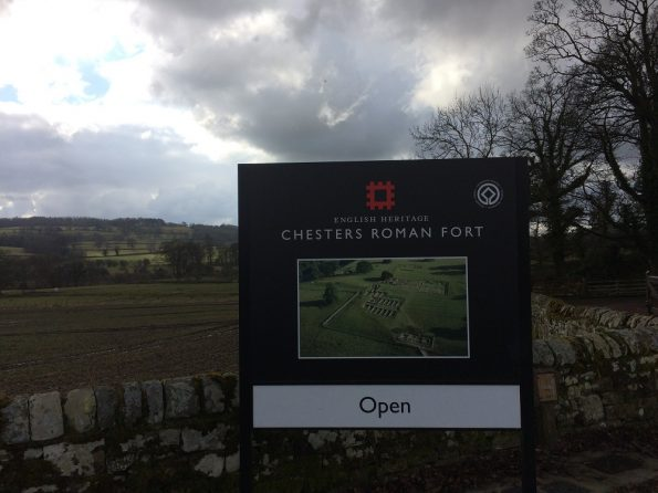 Welcome to Chesters Roman Fort