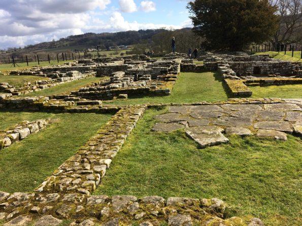 Impressive Chesters Roman Fort