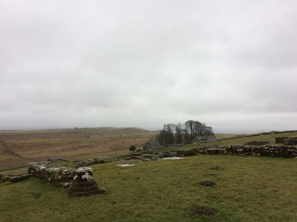 Housesteads Roman Auxiliary Fort