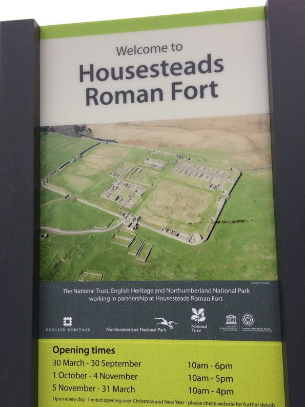 Welcome to Housesteads