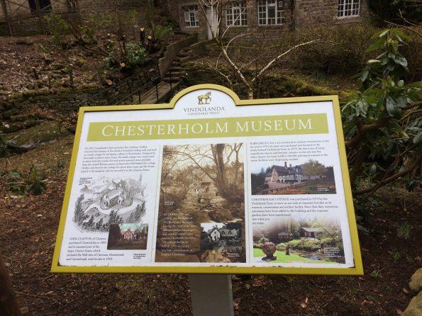 Vindolanda Chesterholm Museum