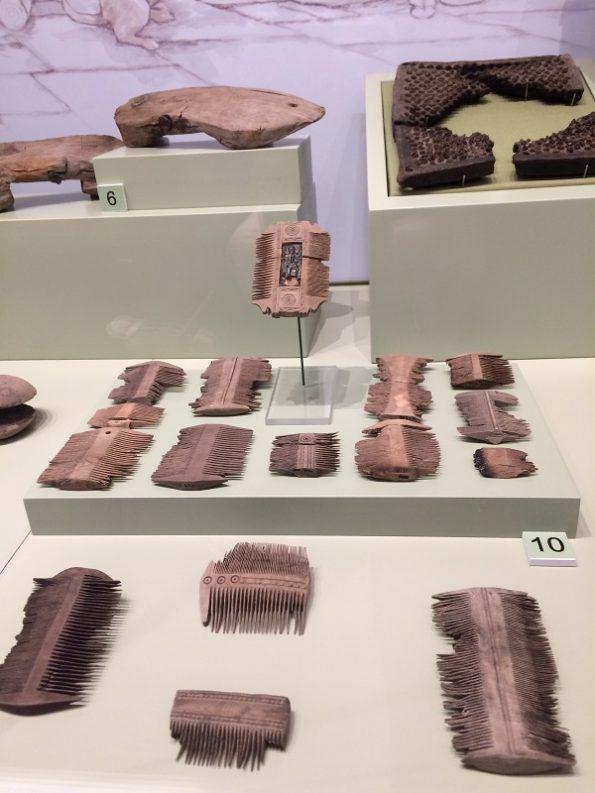 Vindolanda Roman Combs