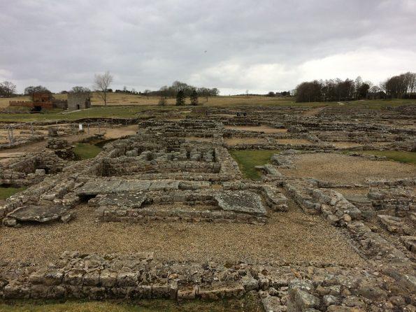 Vindolanda Roman Fort Roman Ruins