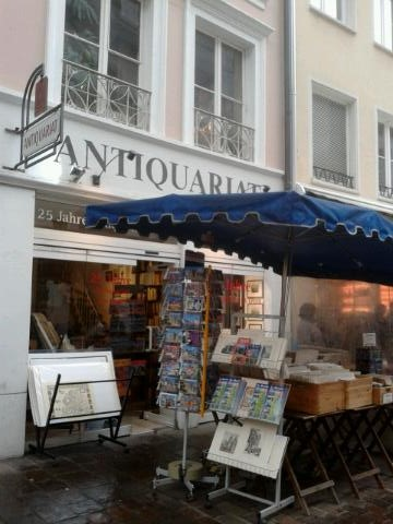 Antiquariat am Dom Trier