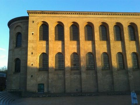 Aula Palatina or the Constantine Palace