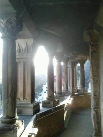 Beautiful corner at Porta Nigra