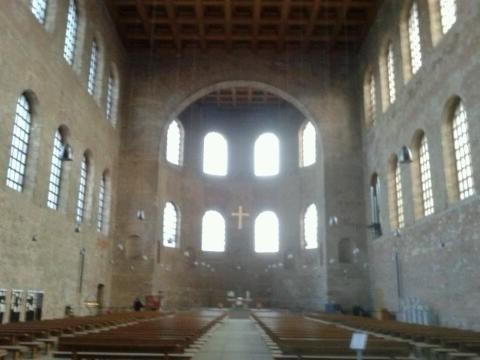 Constantine Basilica in Trier