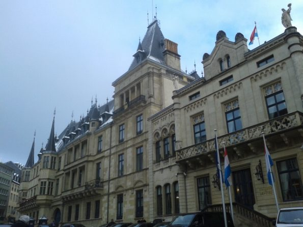 Palace of the Grand-Dukes Luxembourg