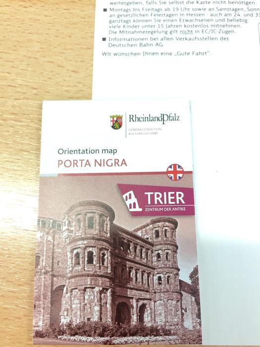 Porta Nigra information
