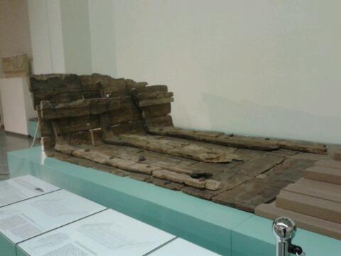 Original Roman ships